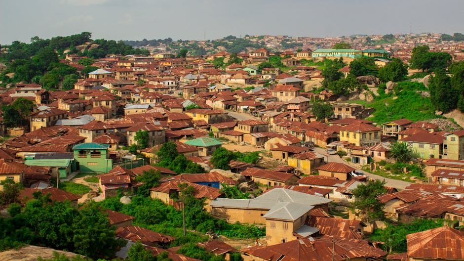 Aerial view of Abeokuta, Nigeria (Photo by McBarth™ Obeya from Pexels)
